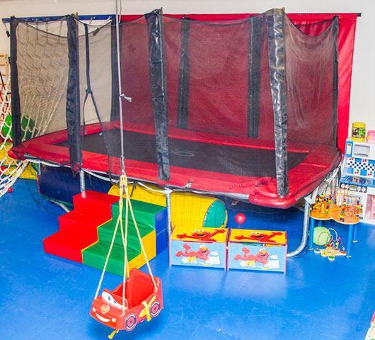gym for children dubai