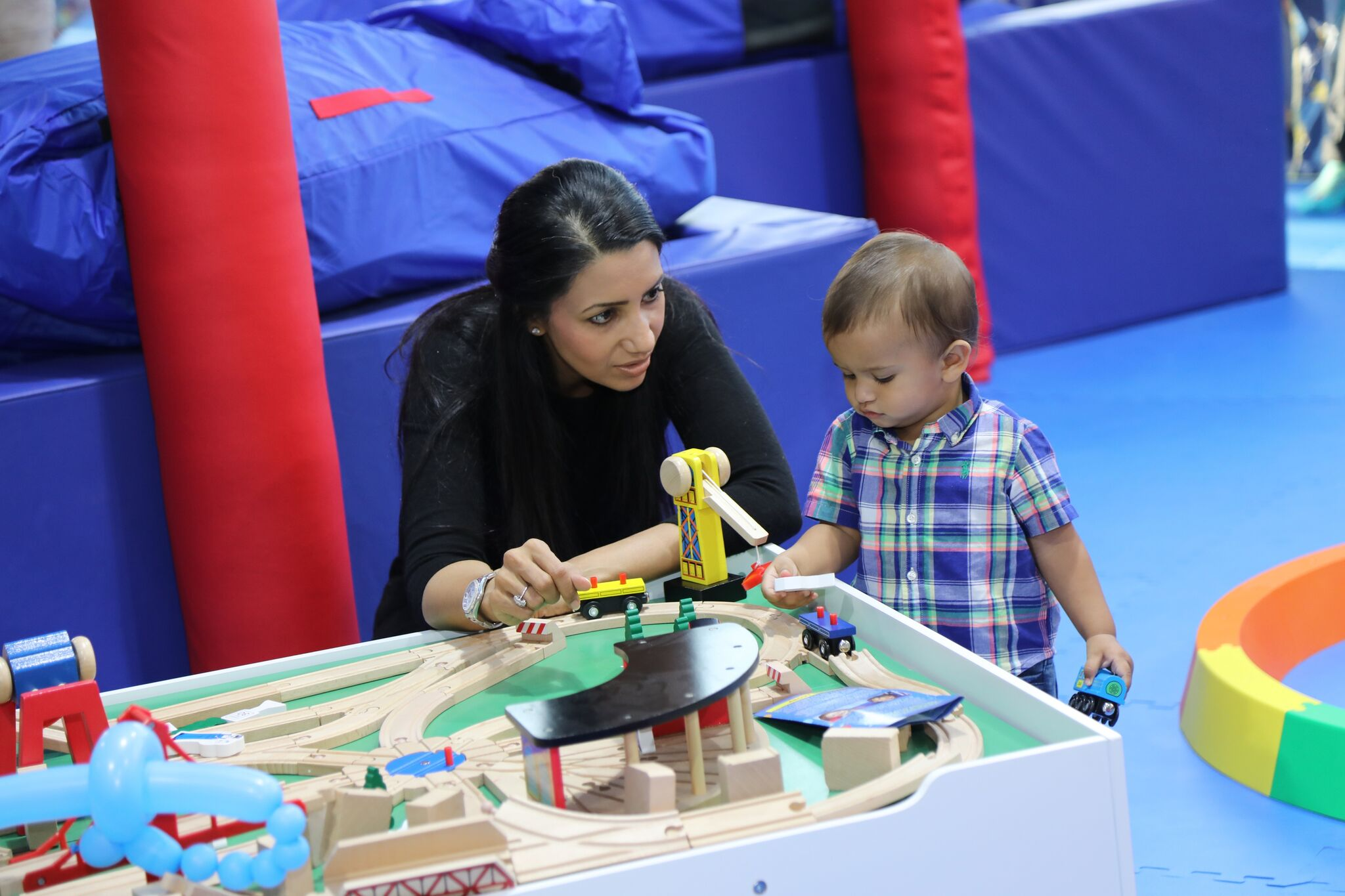 kids indoor play gym dubai