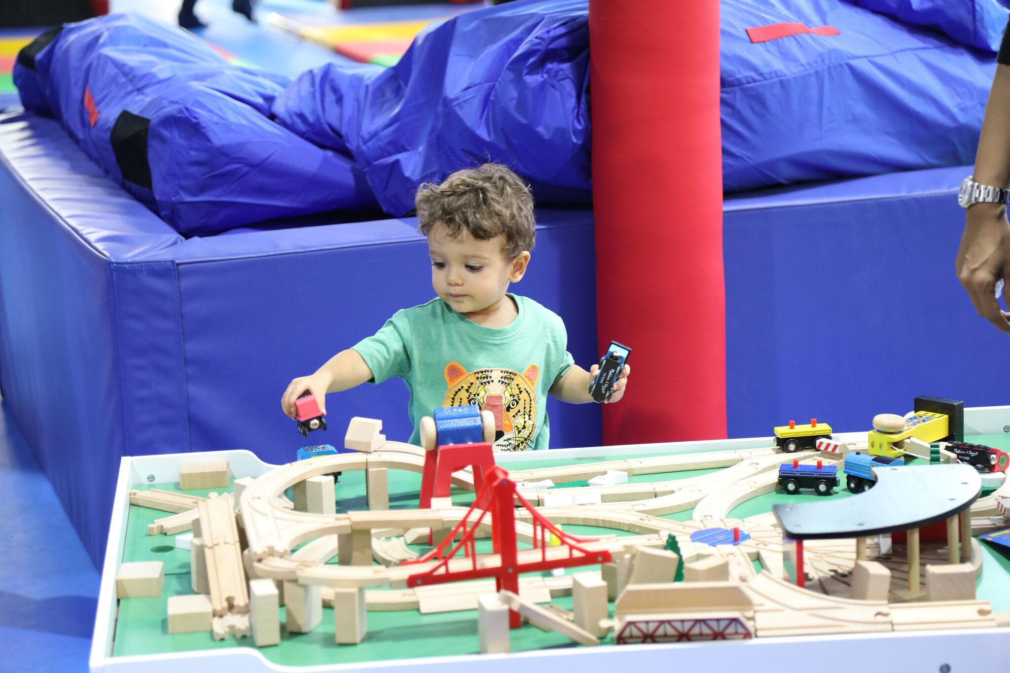 my gym for toddlers dubai