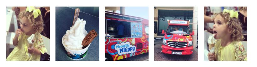 Piccadilly Whippy wrts dubai ice cream
