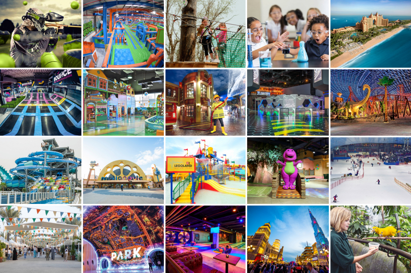 Things to do with the kids in Dubai - TimeOut